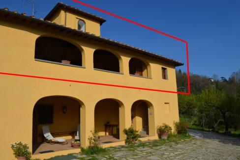 Appartamento in Colonica Leopoldina