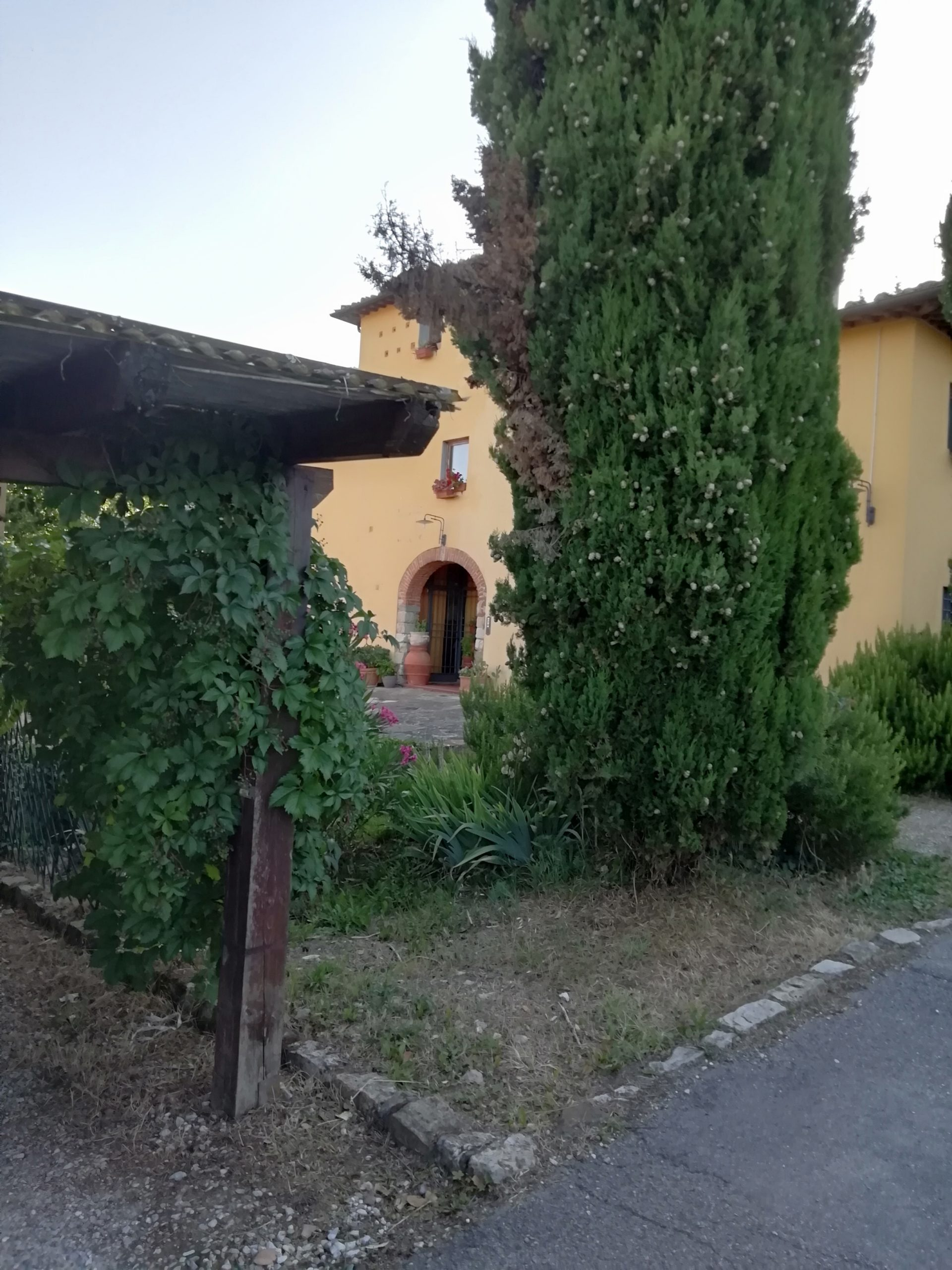 4 vani in colonica – Monteloro